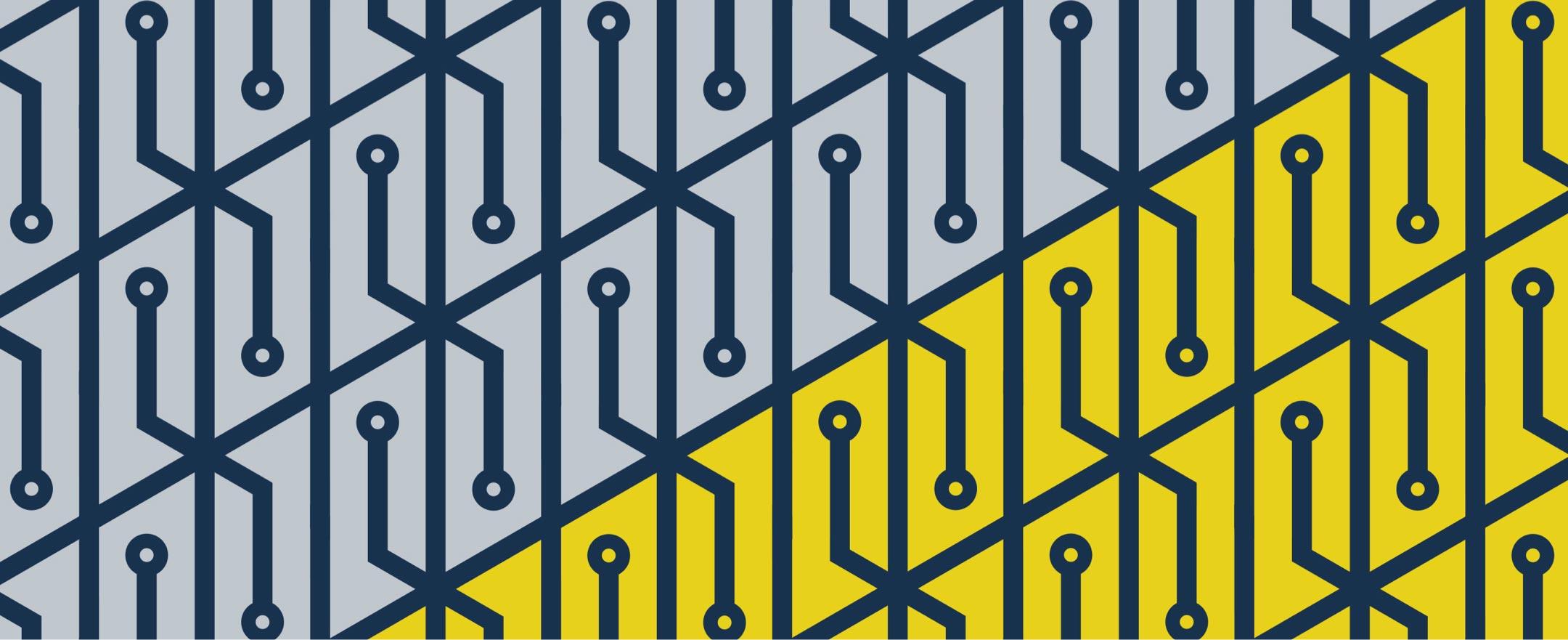 freight genius logo pattern