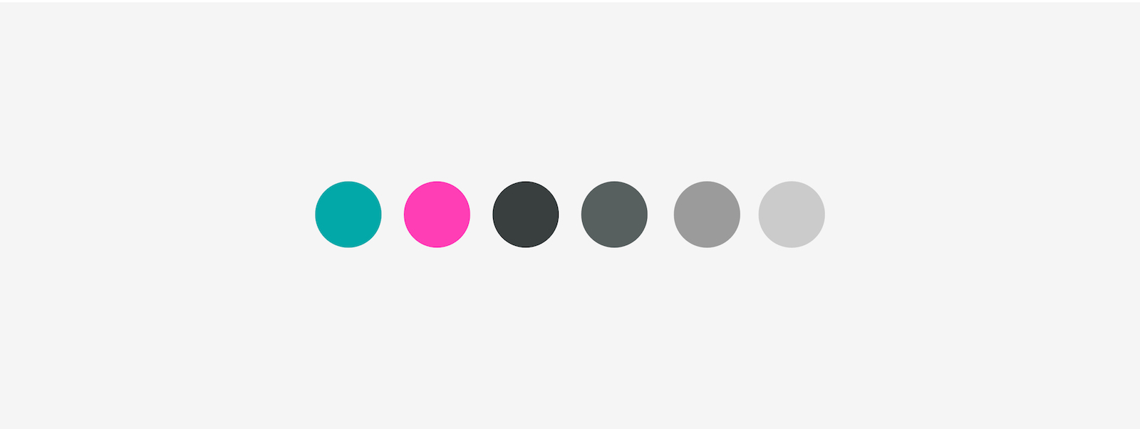 Acorn Website Color Palette
