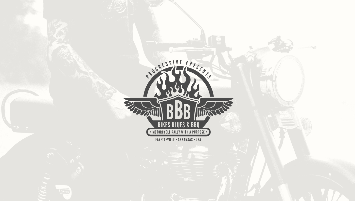 bikes blues & bbq logo with background