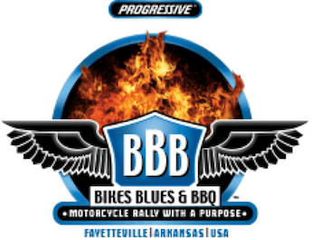 Original Bikes Blues and BBQ Logo