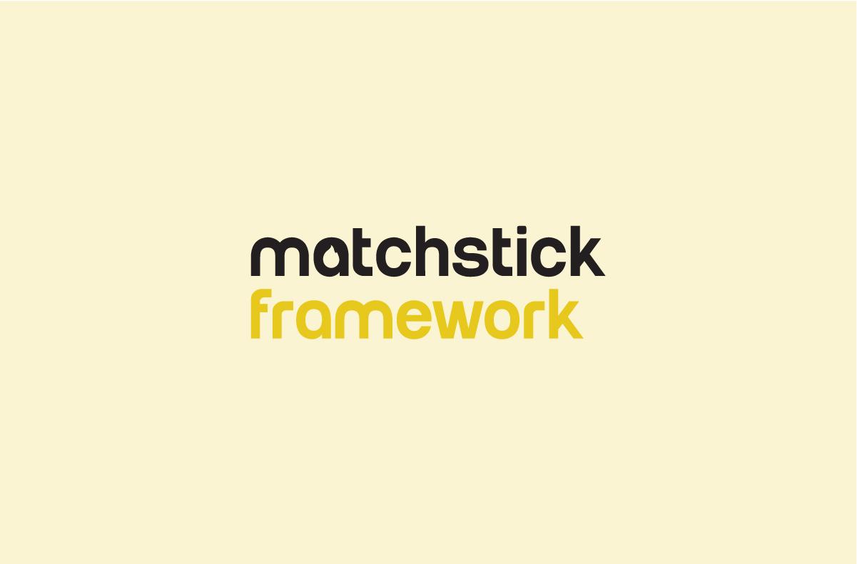 matchstick framework logo