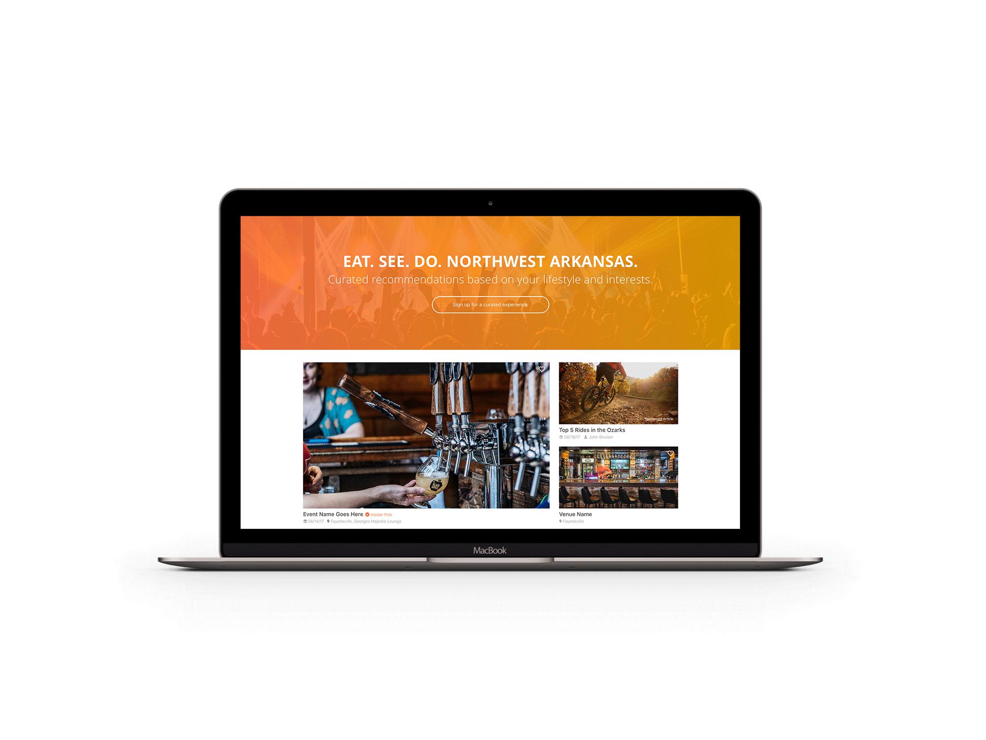 Leisurlist Home Page