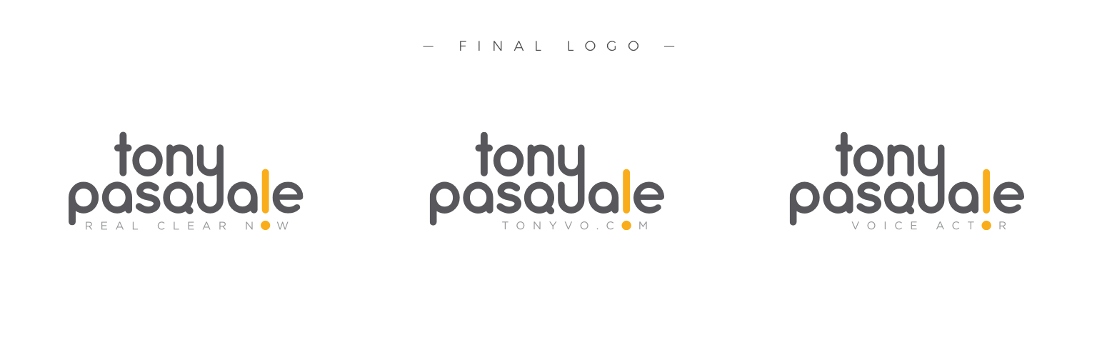 tony pasquale final logo