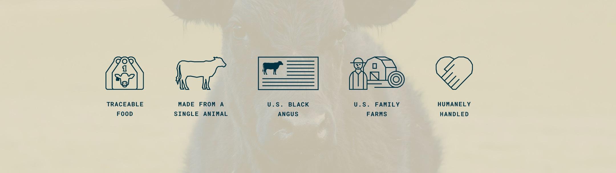 1 source ground beef claim icons