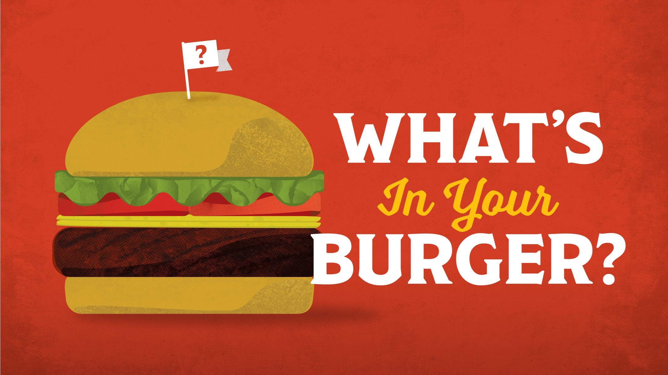 what's in your burger video frame