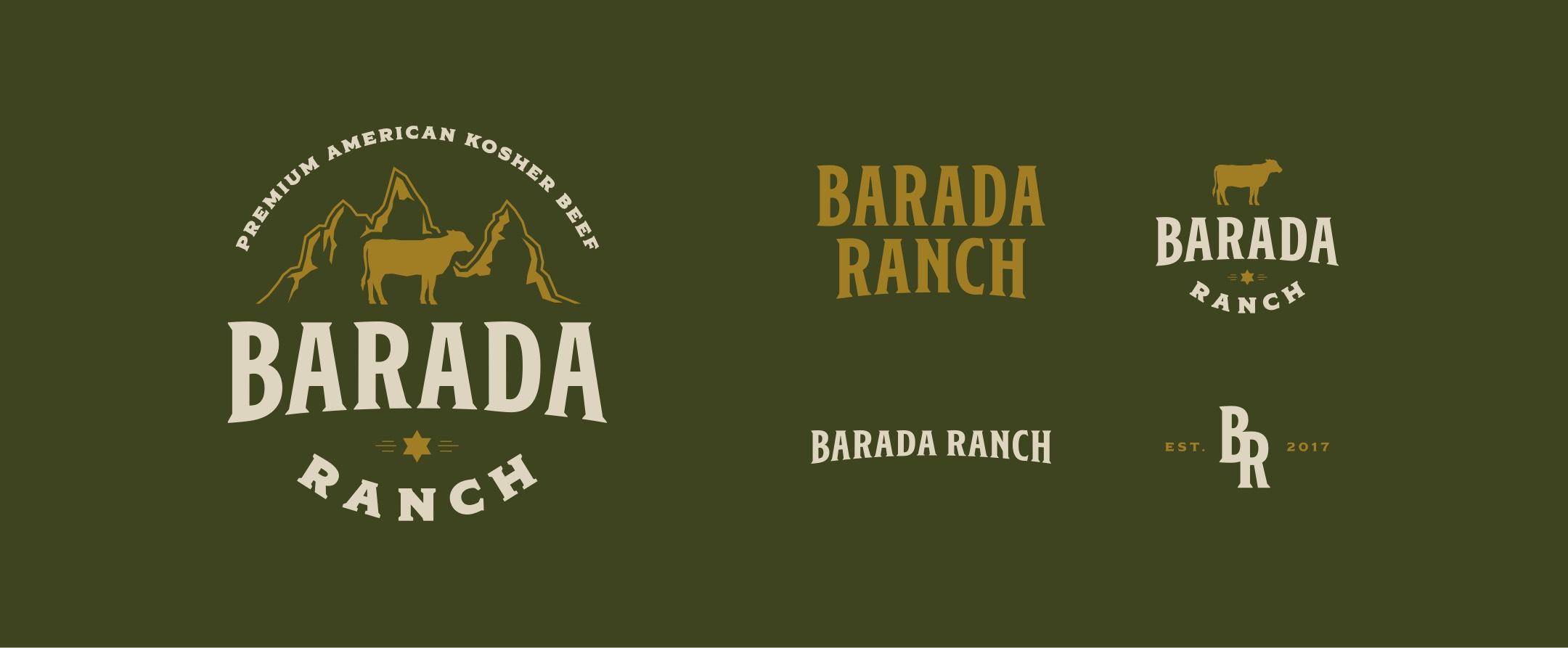 barada ranch logos