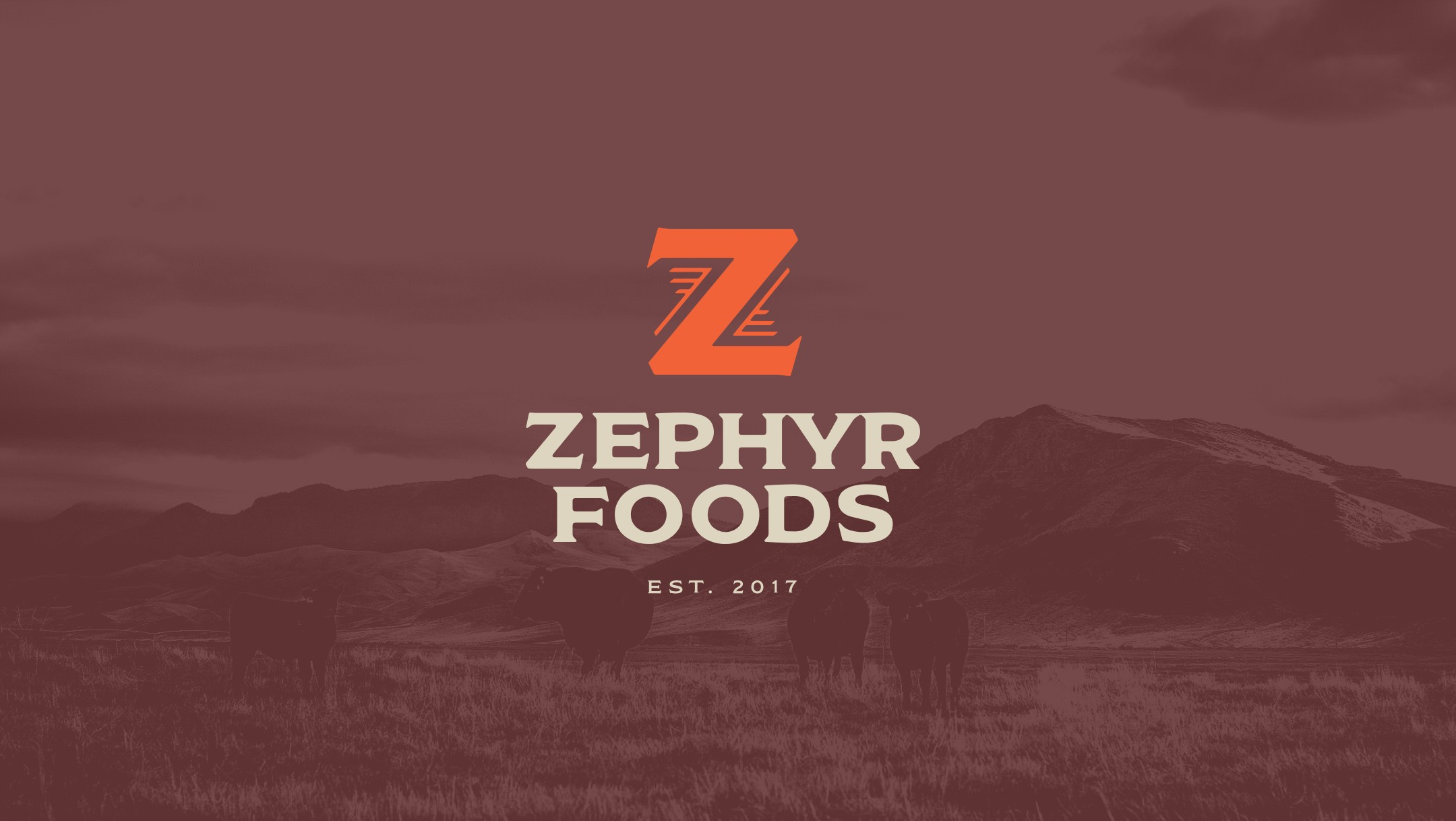 zephyr foods logo with background